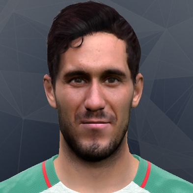 S. Garcia PES2017 by Shaft