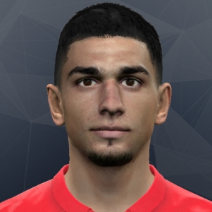 Leon Balogun PES2017 by Shaft