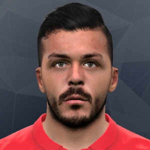 Giulio Donati PES2017 by Shaft