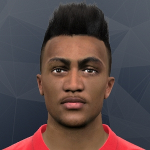 Jean-Philippe Gbamin PES2017 by Shaft