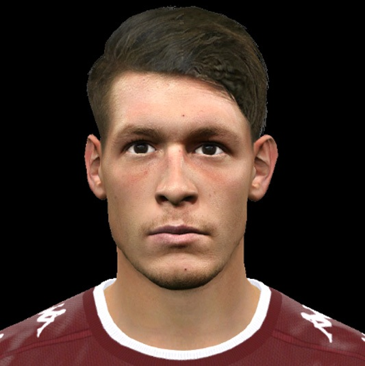Pes 2017 Faces Lucas Moura By Sameh Momen: Belotti PES2017 By Jonathan