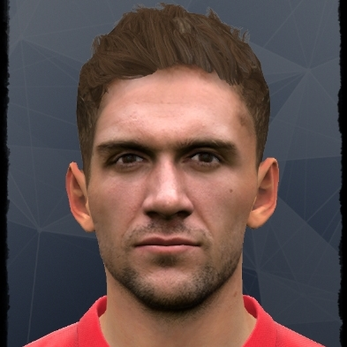 Stefan Bell PES2017 by Shaft