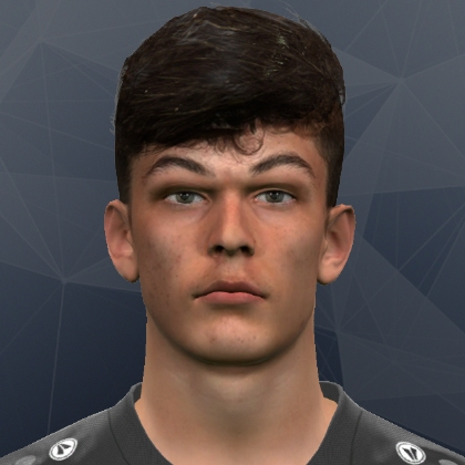 Kai Havertz PES2017 by Shaft