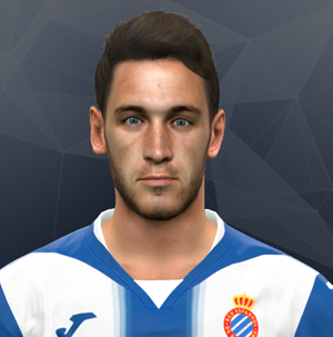 A. Vazquez PES2017 by Dicky