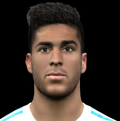 M. Asensio PES2017 by Jonathan