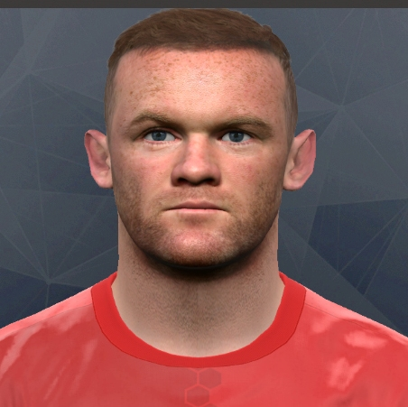 Rooney PES2017 by Alief