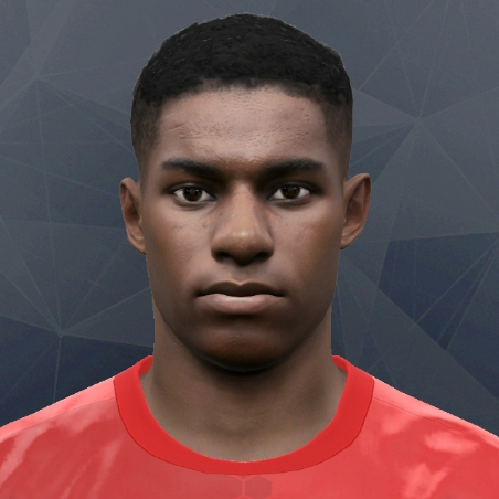 Rashford PES2017 by Alief