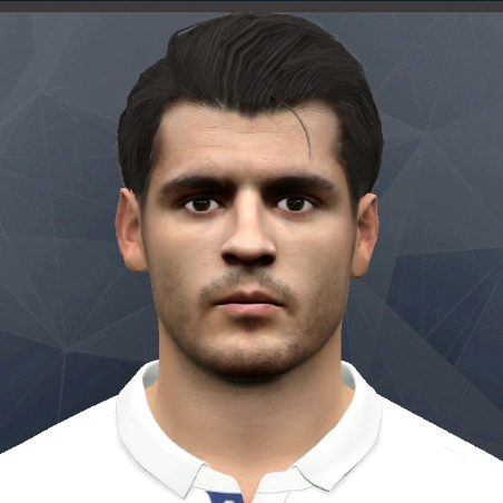 Morata PES2017 by Alief