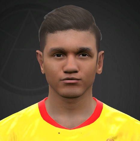 Dendi Sulistyawan PES2017 by Alief