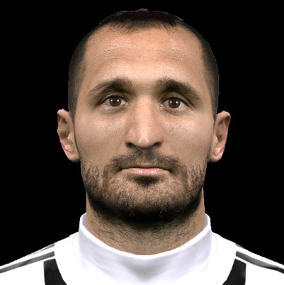 Chiellini PES2017 by Jonathan