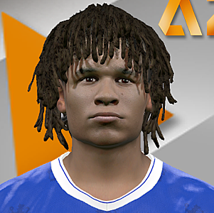 N. Ake PES2017 by Litos