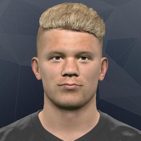 A. Cornelius PES2017 by Andrey_Pol