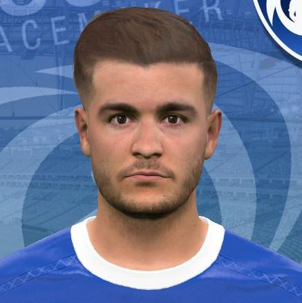 L. Garbutt PES2017 by Lucas