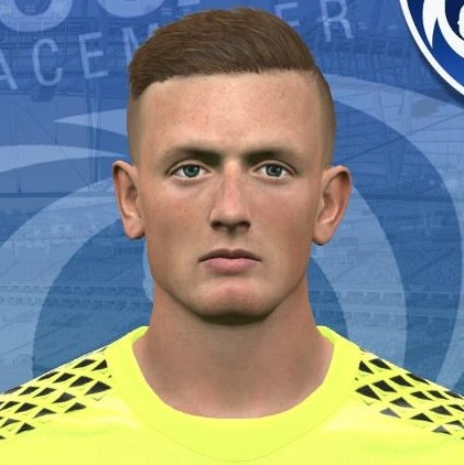 Pickford PES2017 by Lucas