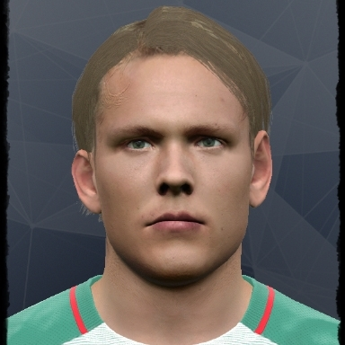 Augustinsson PES2017 by Shaft