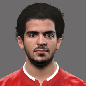 Amr Barakat PES2017 by A.Hamdy