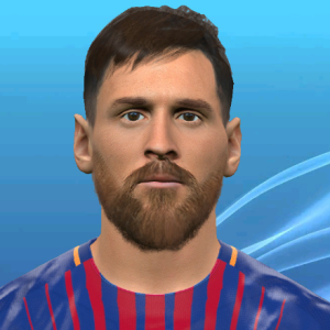 Messi v2 PES2017 by Huseyn