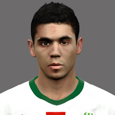 Mohamed Hamdi PES2017 by A.Hamdy