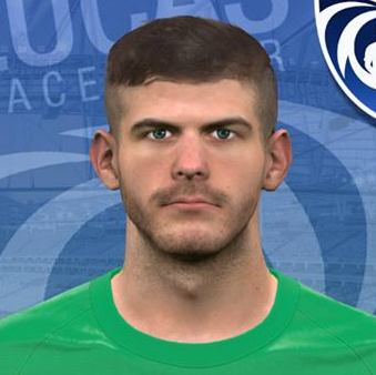 F. Forster PES2017 by Lucas