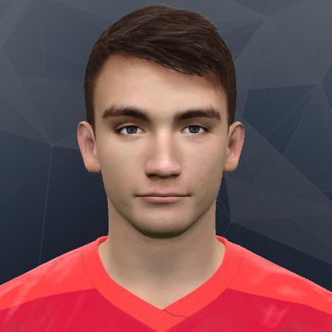 D. Shapoval PES2017 by Andrey_Pol & GONDURAS2012