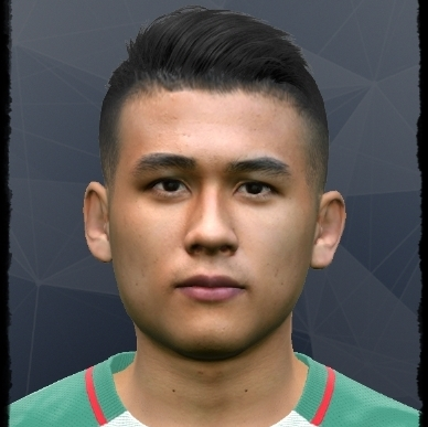 Zhang Yuning PES2017 by Shaft