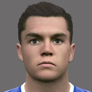 Michael Keane PES2017 by Rednik