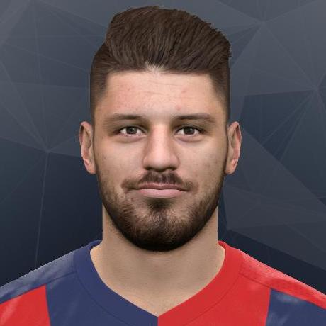 B. Petkovic PES2017 by Andrey_Pol