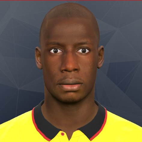 Doucoure PES2017 by Galymtaev