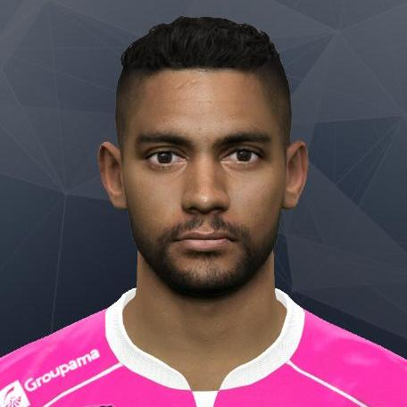 Z. Boucher PES2017 by GONDURAS2012