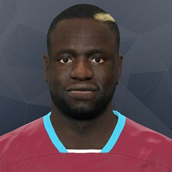 Kouyate PES2017 by Galymtaev