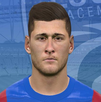 J. Ward v2 PES2017 by Lucas