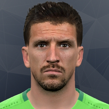 I. Camacho PES2017 by Shaft