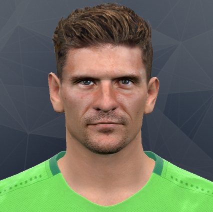 M. Gomez PES2017 by Shaft