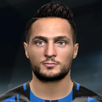 D`Ambrosio PES2017 by Jonathan