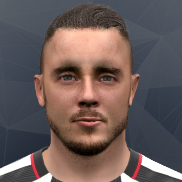 Yanni Regasel PES2017 by Shaft