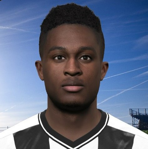 R. Aarons PES2017 by Znovik_S