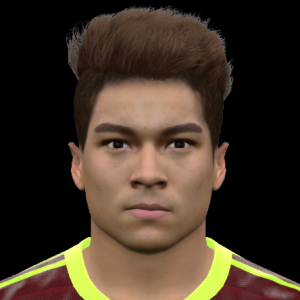 Penaranda PES2017 by The White Demon