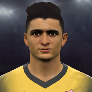 Omar El-Said PES2017 by M.Elaraby