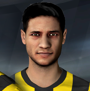 Ahmed Ali PES2017 by A.Hamdy