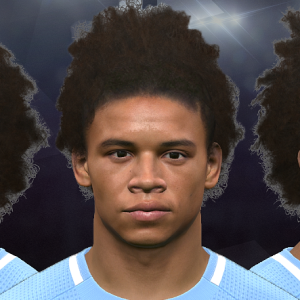 L. Sane PES2017 by Ugly Thing