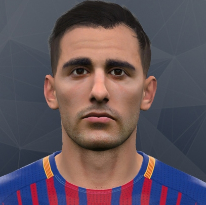 Alcacer PES2017 by Huseyn