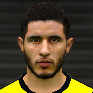 Mohamed Hassan PES2017 by M.El3raby