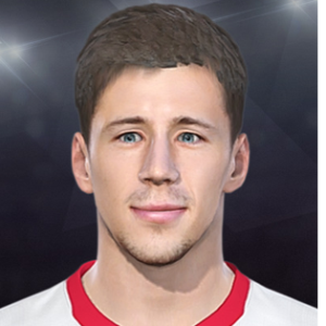 C. Lenglet PES2018 by TiiToo