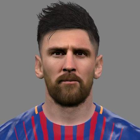 Messi v11 PES2017 by Jonathan
