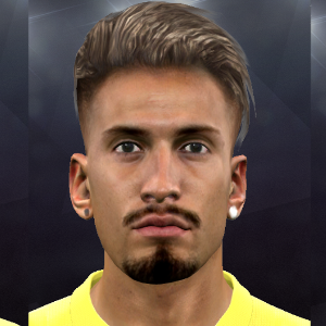S. Castillejo PES2017 by Youssef