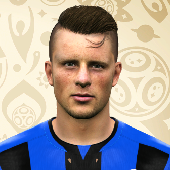 H. Hatebour PES2017 by Eddie