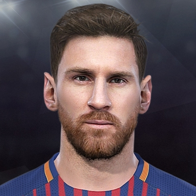 Messi PES2018 by Stels