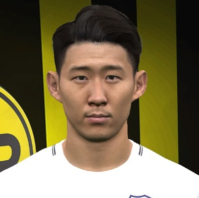 Heung Min Son PES2017 by Jefferson_SF