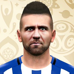 V. Ibisevic PES2017 by Eddie