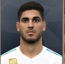 M. Asensio v5 PES2017 by Mo Ha